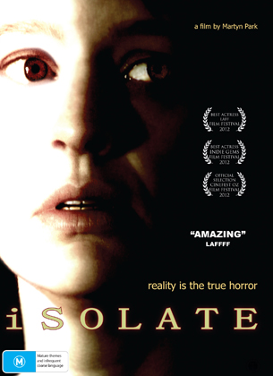 iSOLATE poster 305x420