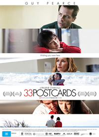 33 postcards poster